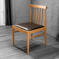 뫼블레  CHAIR 103 Ash Leather