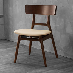 뫼블레 CHAIR 501 Sepetir Leather